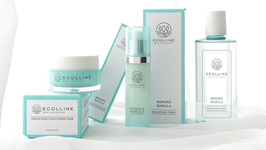 Ecolline - Koreanische Naturkosmetik mit Manuka Honig & Marula Öl  bei Shishi Chérie
