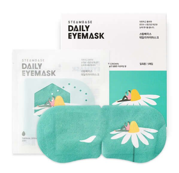 DAILY EYEMASK CAMOMILE CROWN