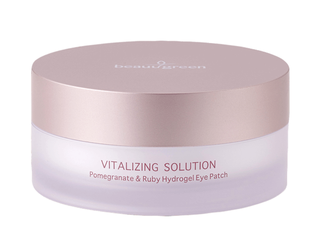 Beauugreen Pomegranate & Rugby Hydrogel Eyepatch
