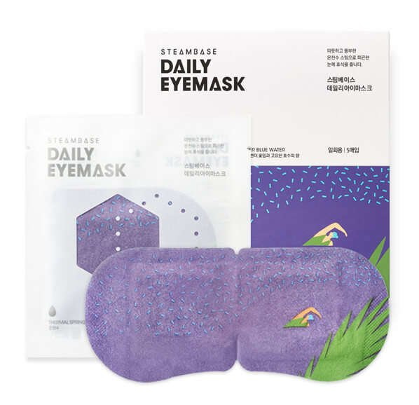 DAILY EYEMASK LAVENDER BLUE WATER