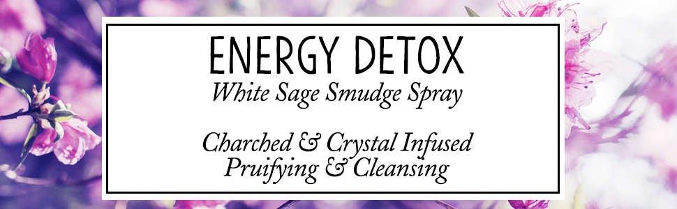 White Sage Smudge Spray