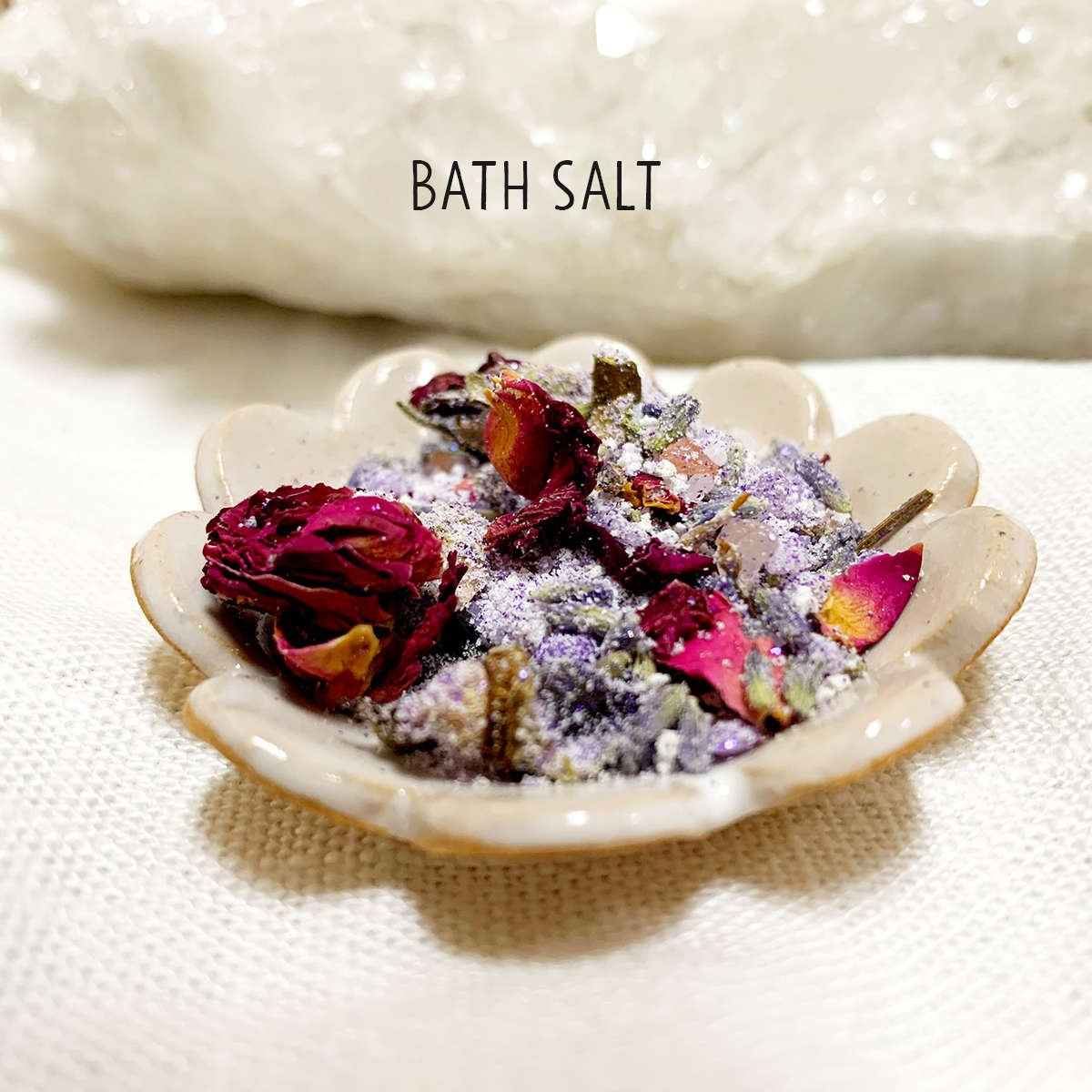 full moon ritual bath