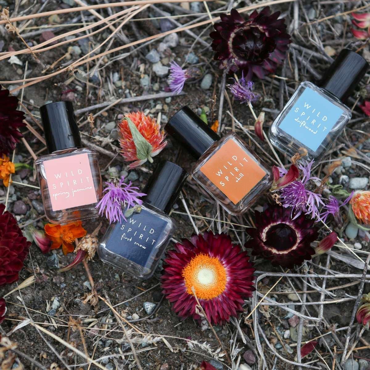 Wild Spirit Fragrances Discovery Set