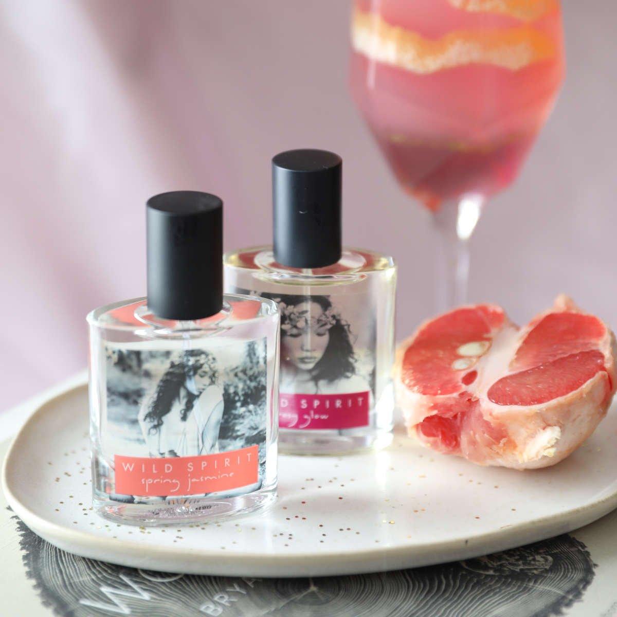 Wild Spirit Fragrance Mocktail: Pretty in Pink