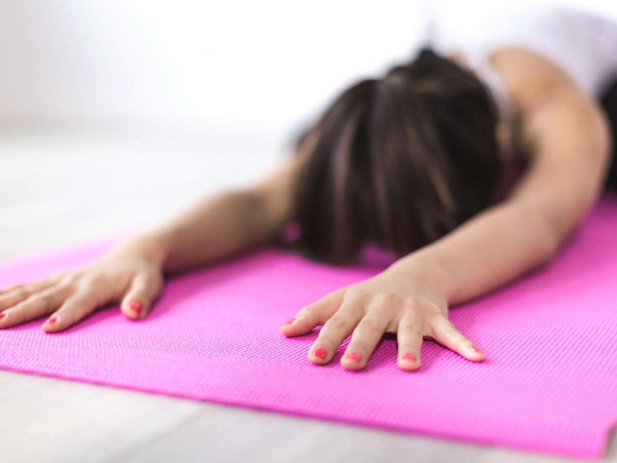 Spring Jasmine Fragrance Scent Persona yoga.