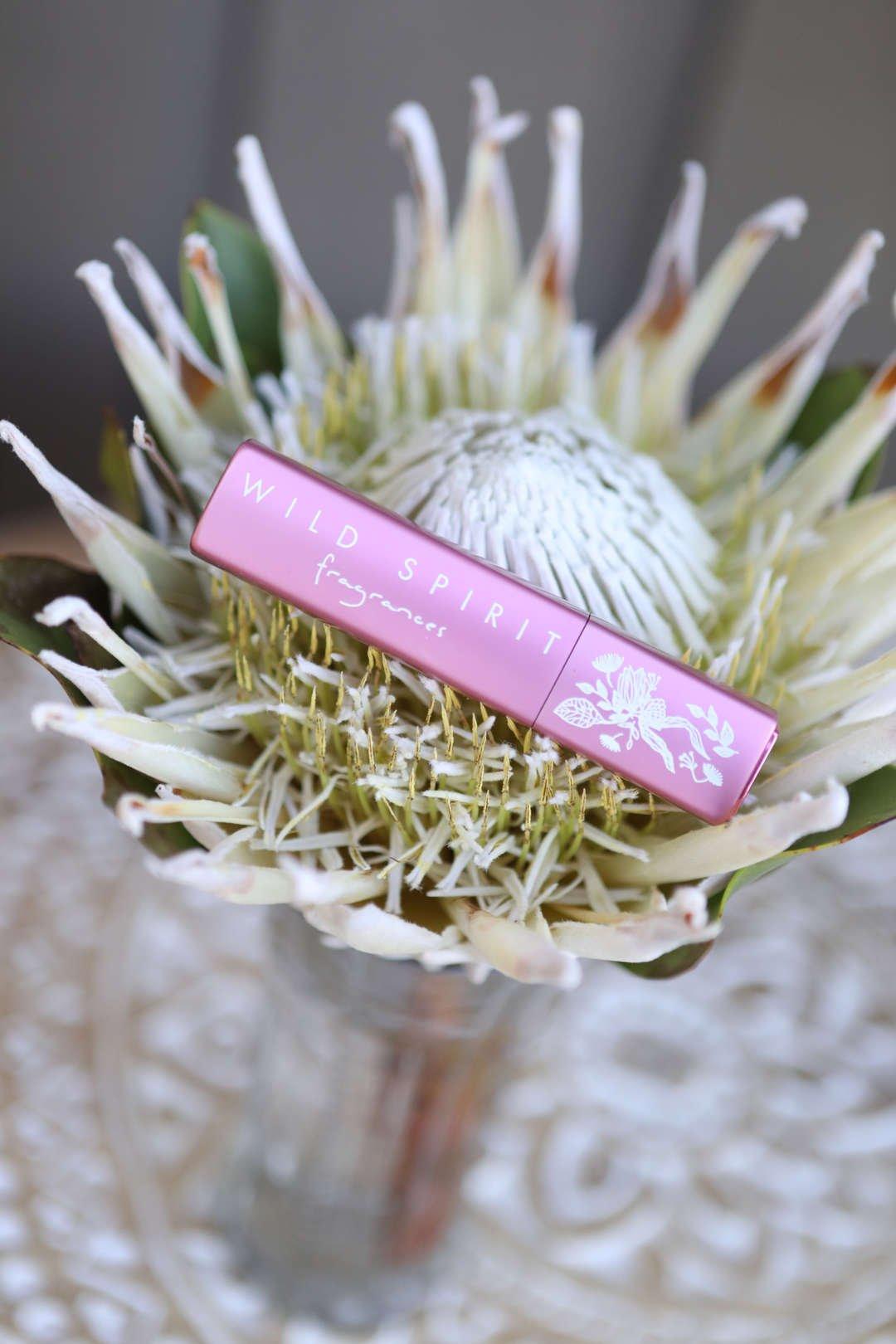 Spring Jasmine Perfume Atomizer