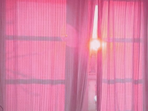 Rosy Glow Fragrance Scent Persona Curtains