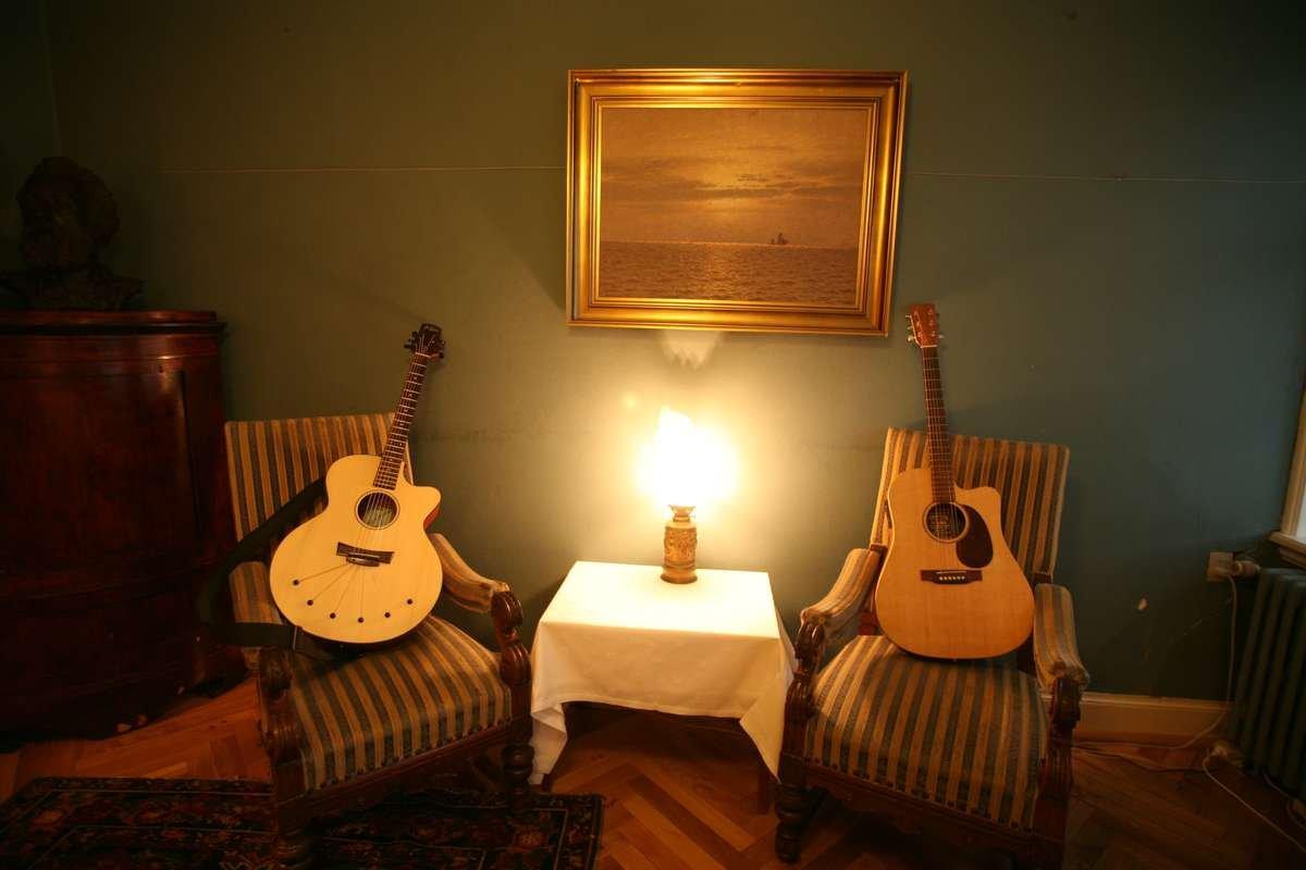Chill Scent Persona Guitars