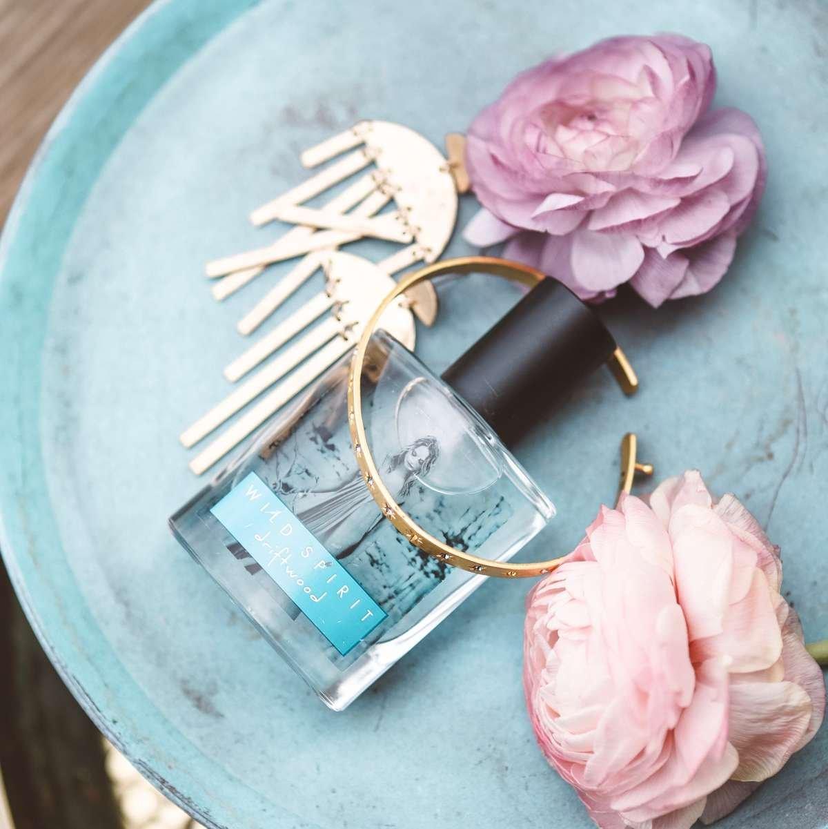 Wild Spirit Fragrances: Driftwood Vibe