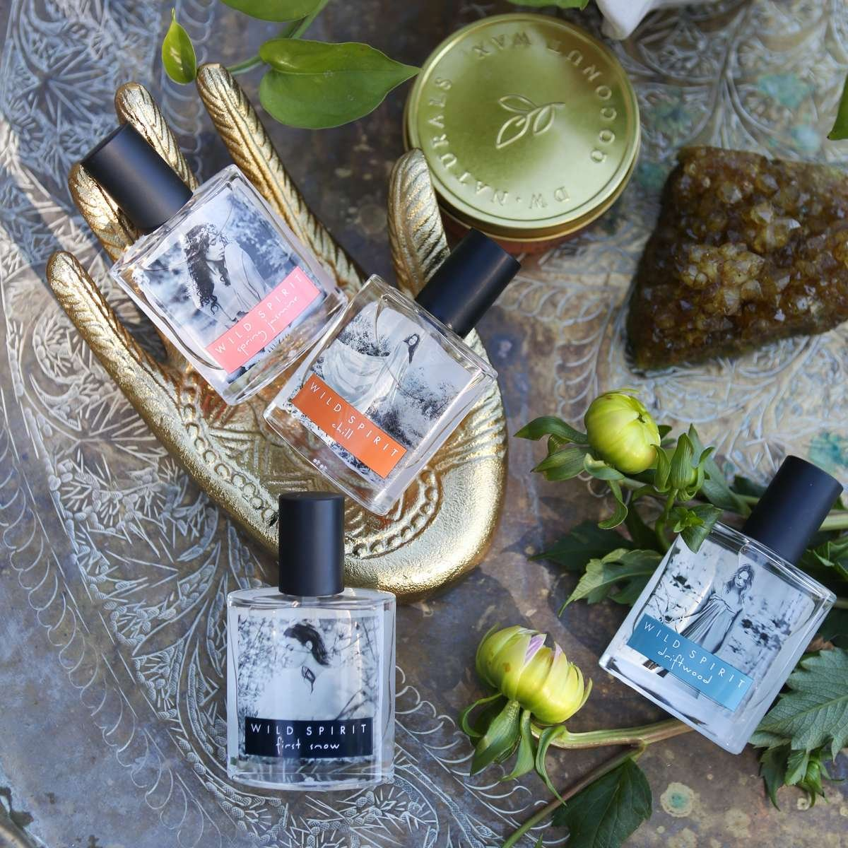 A new independent fragrance Brand WILD SPIRIT to Launch July 2018 in Walmart