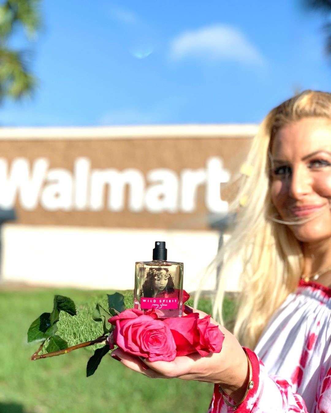 Rosy Glow EDP at Walmart