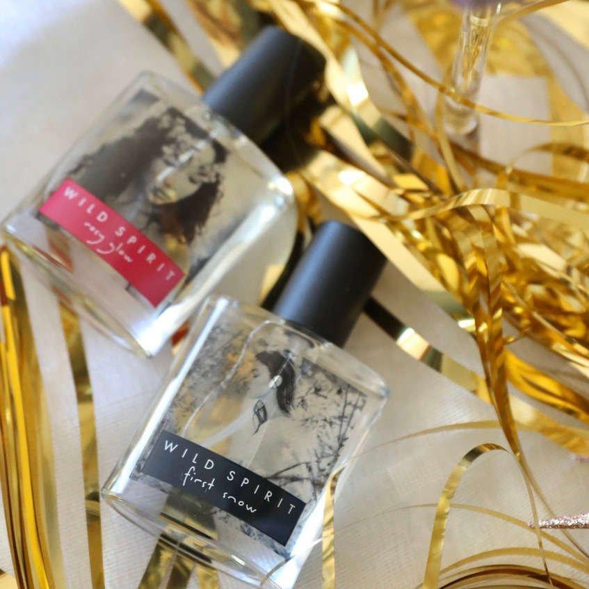 Wild Spirit Fragrances Mocktail: New Year's Eve
