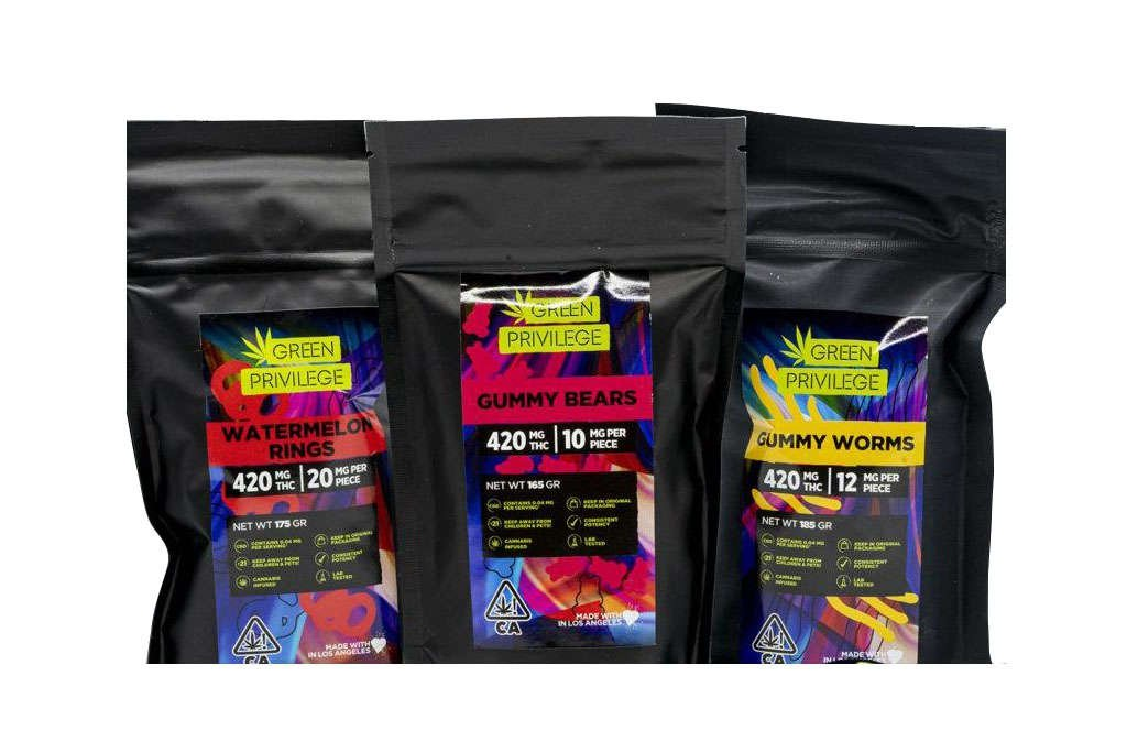 Buy 3 Get 1 Free Gummy Edibles