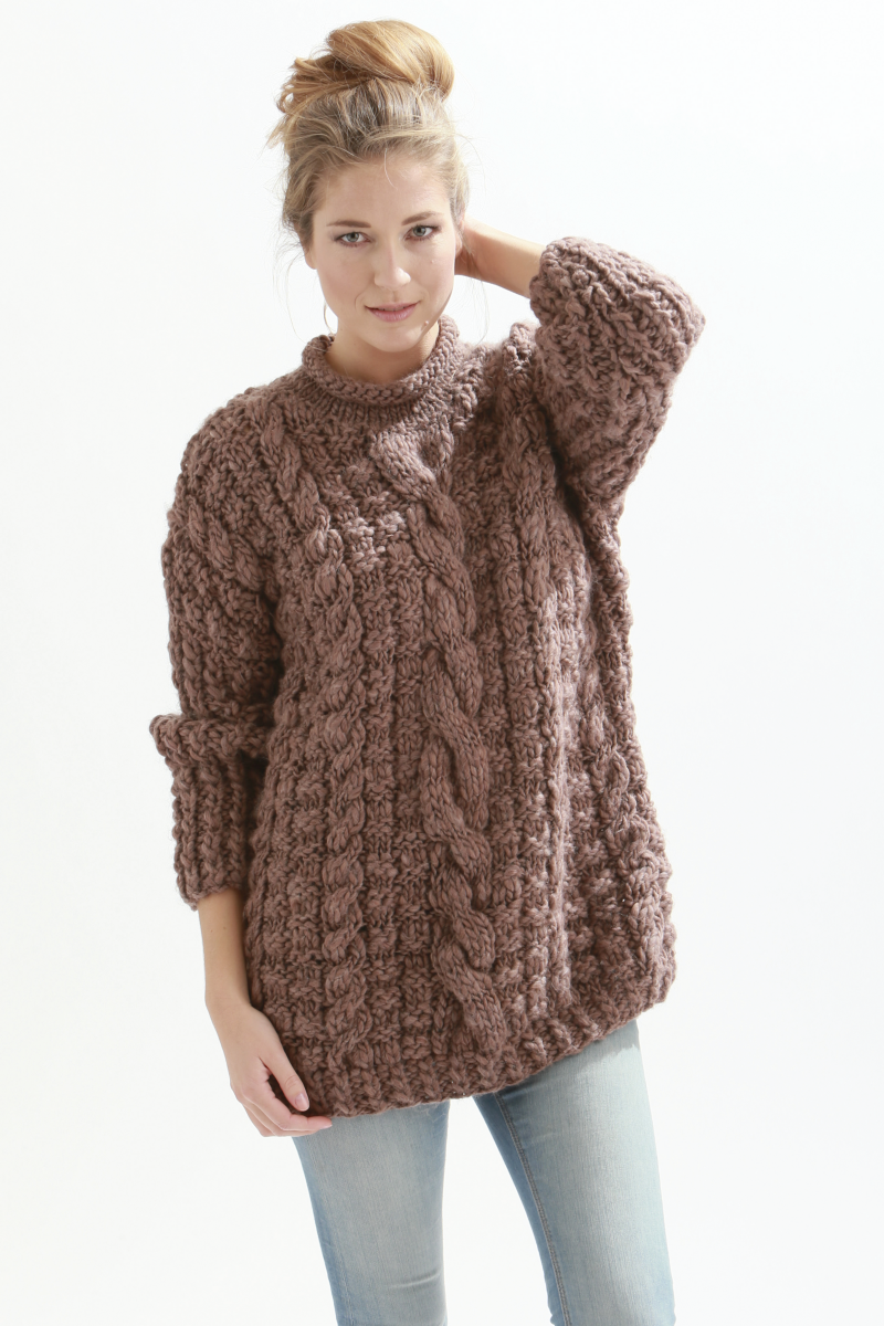 Cheval Blanc knitting pattern