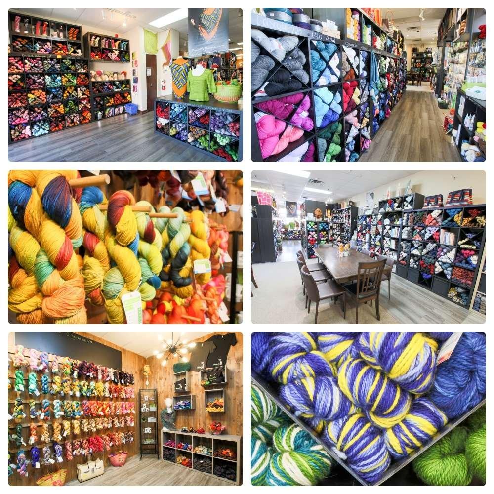 boutique de laine et tricot