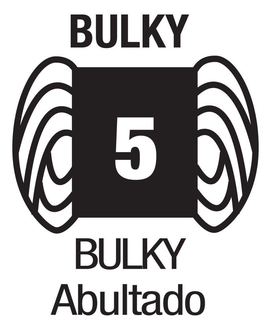GROSSEUR DE LAINE BULKY