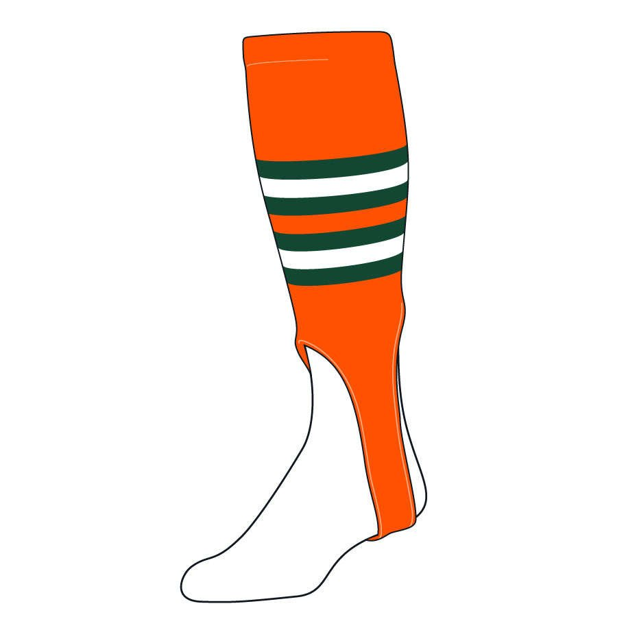 Custom Stirrup Pattern I