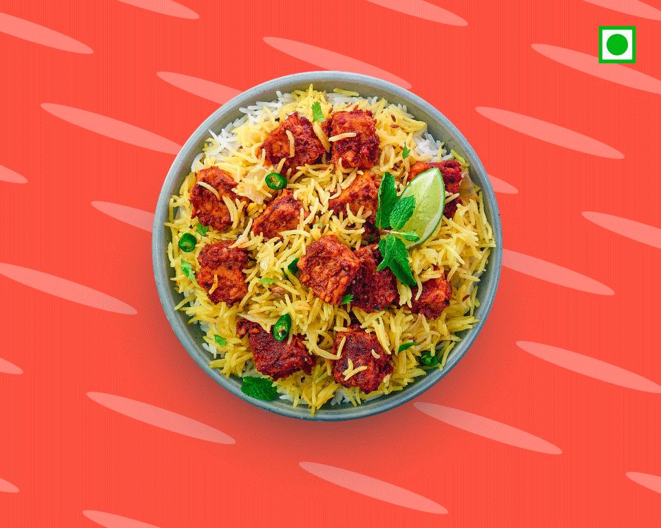 Tempayy biryani recipe