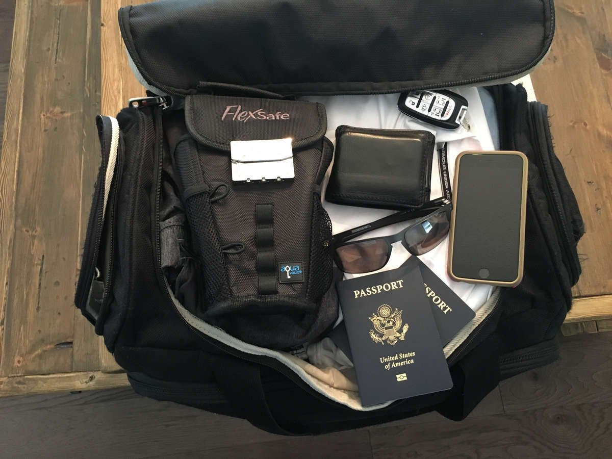Portable Travel Safe Australia