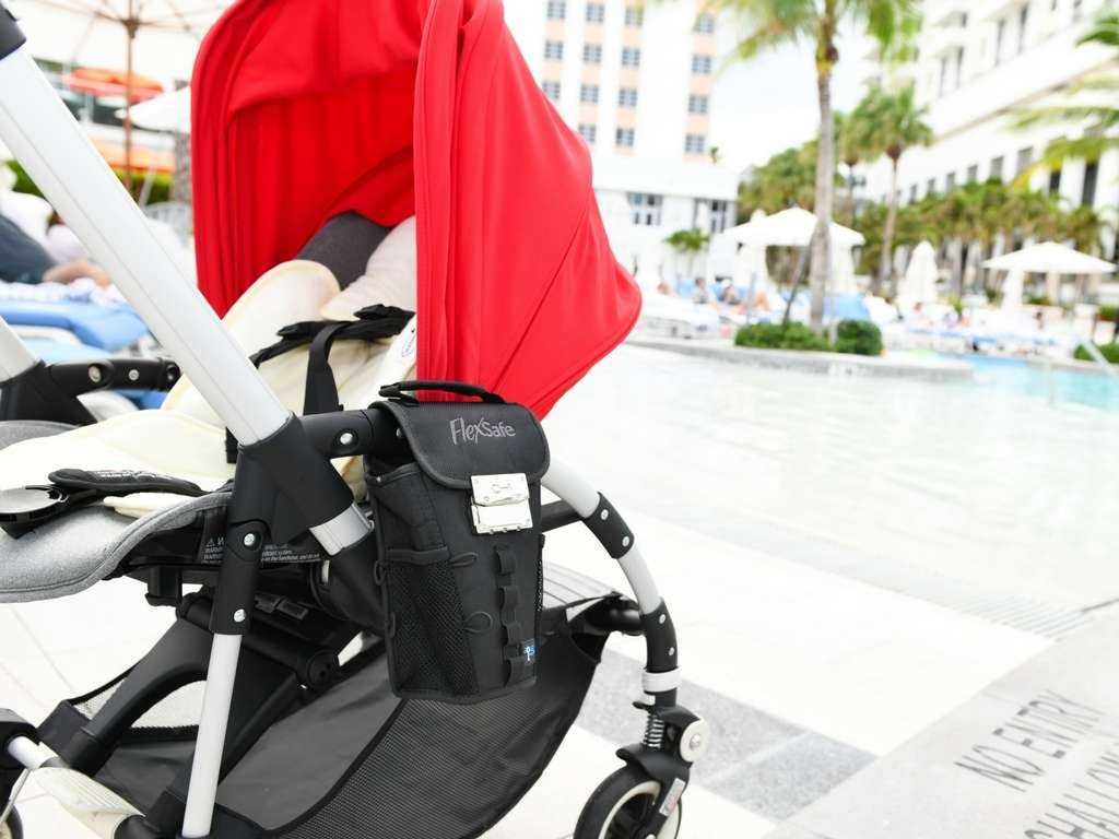 Protect your valuables even on your stroller