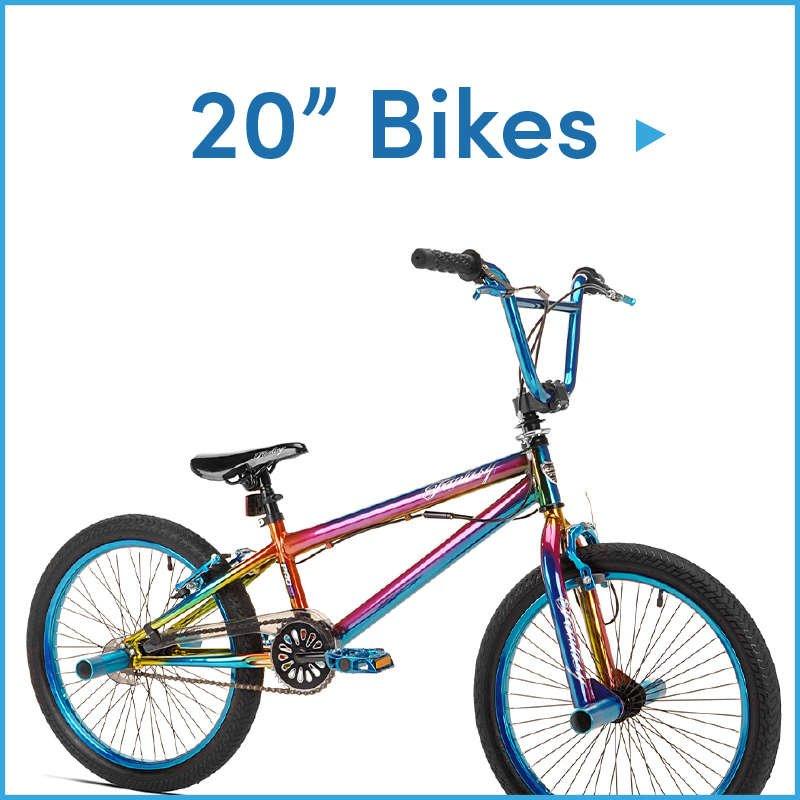 """Shop ALL 20"""" Bikes"""