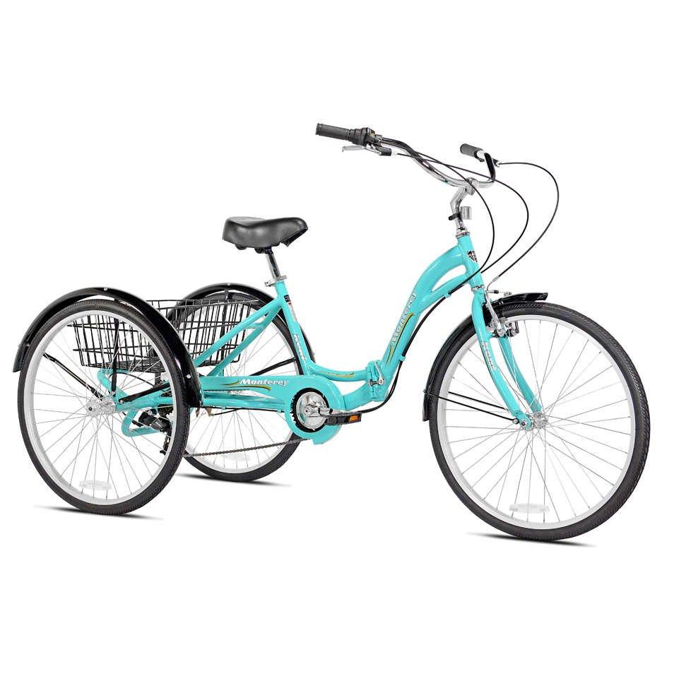 """26"""" Kent Monterey Trike"""
