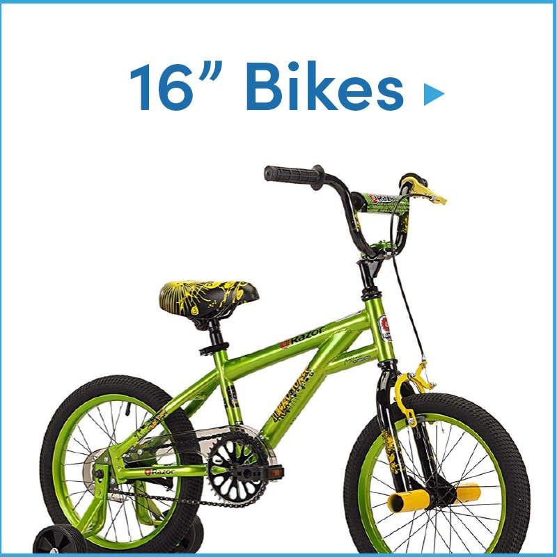 """Shop ALL 16"""" Bikes"""