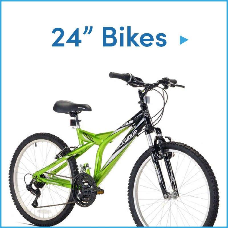 """Shop ALL 24"""" Bikes"""