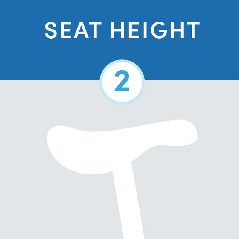 2 Seat Height