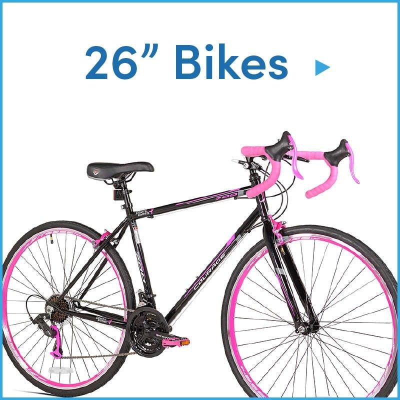 """Shop ALL 26"""" Bikes"""