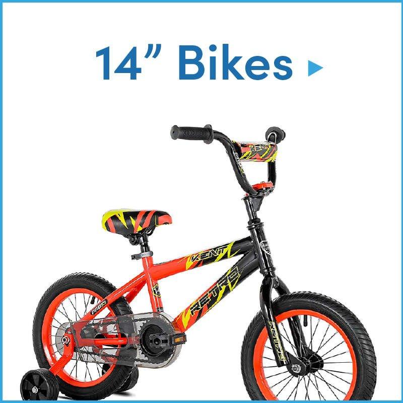 """Shop ALL 14"""" Bikes"""