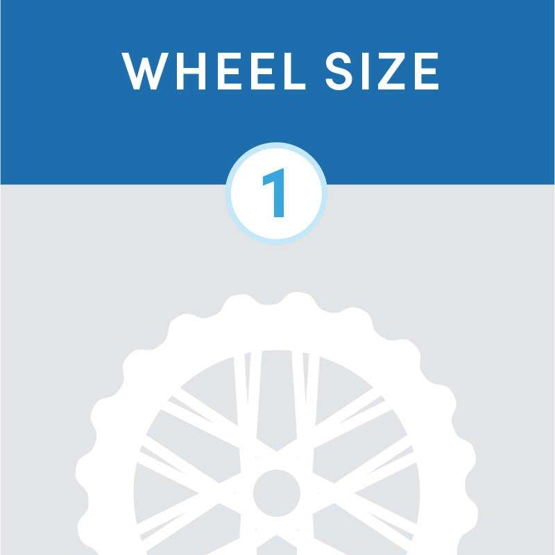 1 Wheel Size