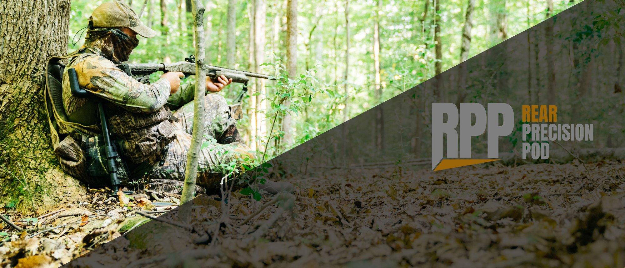 Rear Precision Pod gun stabilization system