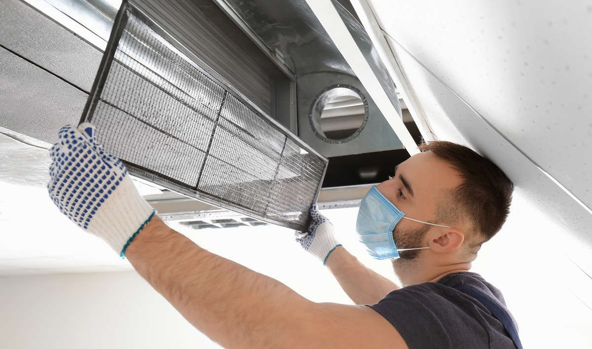 Safe ventilation in the workplace includes controlling airborne contaminants, temperature, and humidity which benefits workers and helps to prevent fire and explosion.