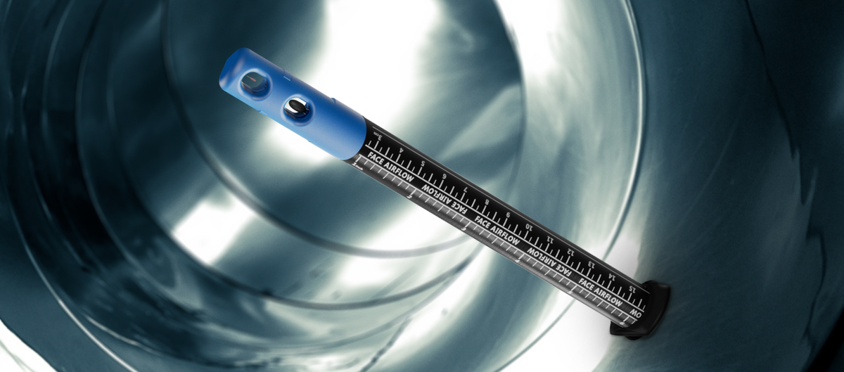 Maintaining efficient ventilation and temerature in the workplace requires measurement of airflow within HVAC ducts and this can be done with embedded sensors provide real-time data.