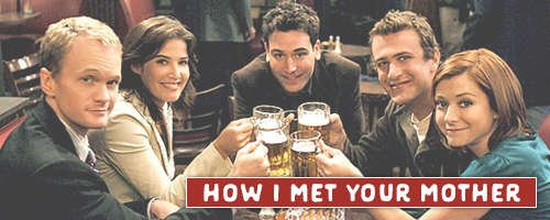 how i met your mother t shirts