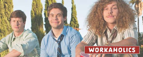 funny workaholics shirts