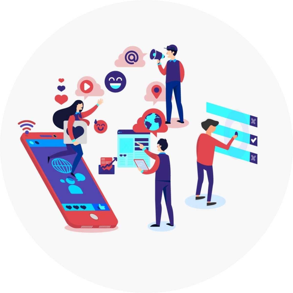 Digital markedsføring - SharkMedia