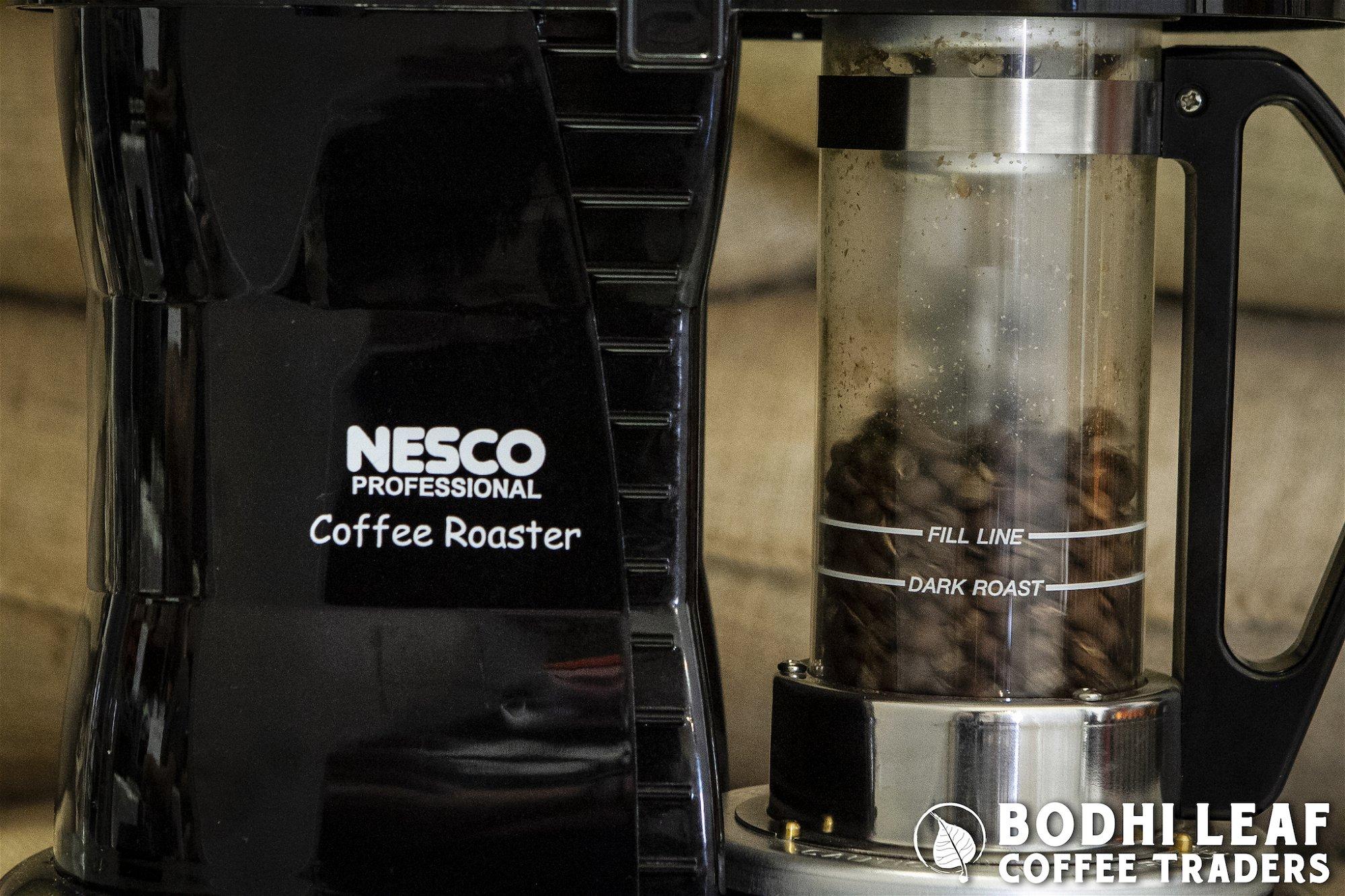 NESCO CR1010 STARTING COOL DOWN