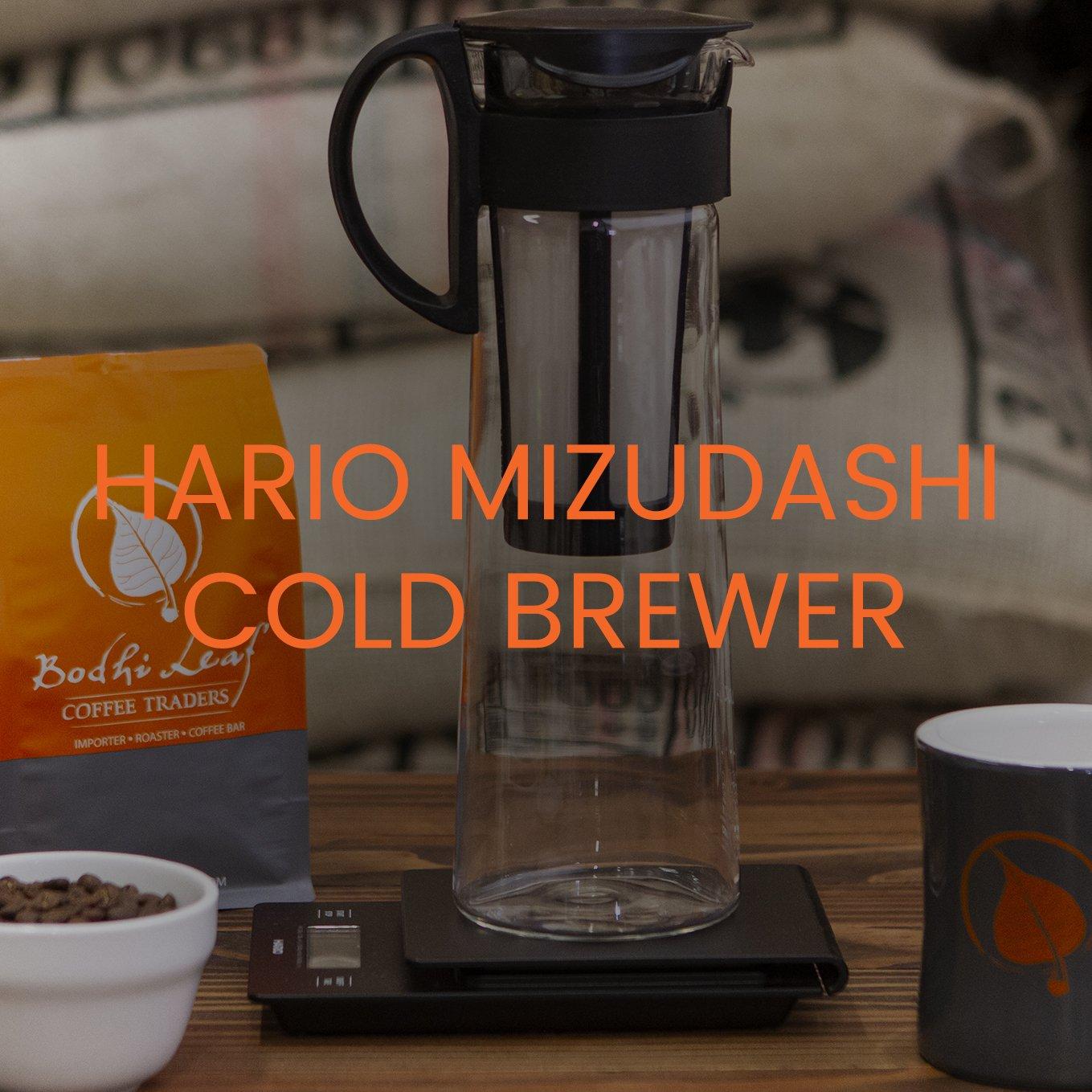 HARIO MIZUDASHI COLD BREWER