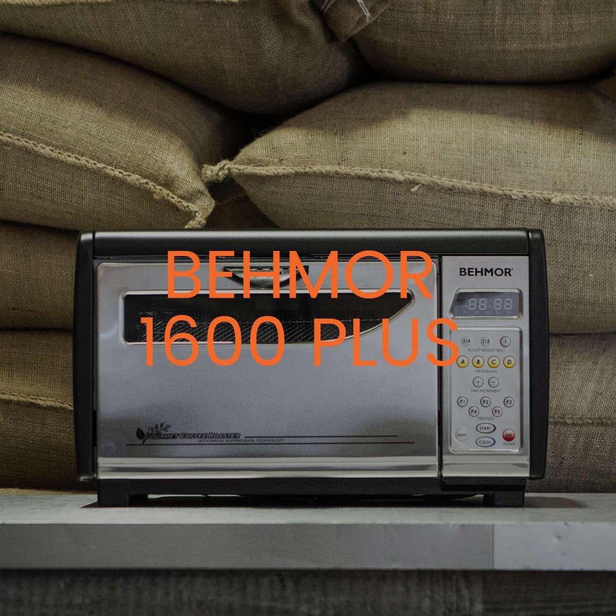 Behmor 1600 Plus