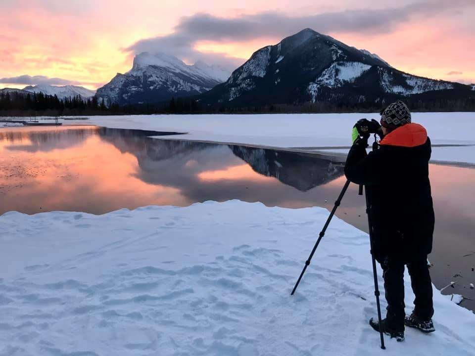 calgary photography lessons, photography workshops, photography courses, banff photography tours, banff photography lessons