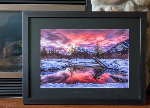 calgary picture framing, calgary printing, photo printing, fine art printing, picture framing
