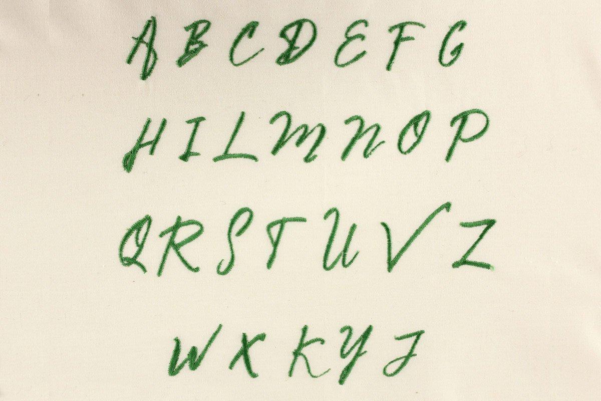 alfabeto ricami personalizzazioni mymami