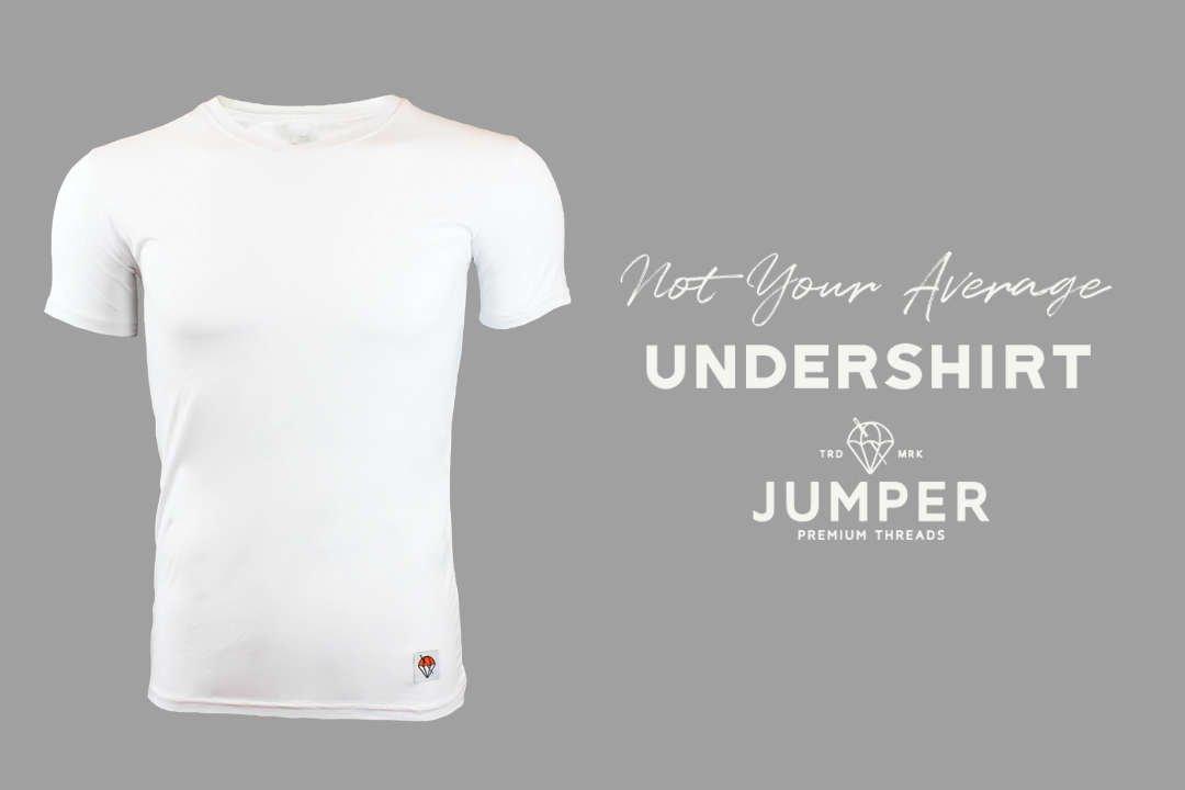 06b02a072 Not Your Average Undershirt (VNECK) – JUMPER Premium Threads