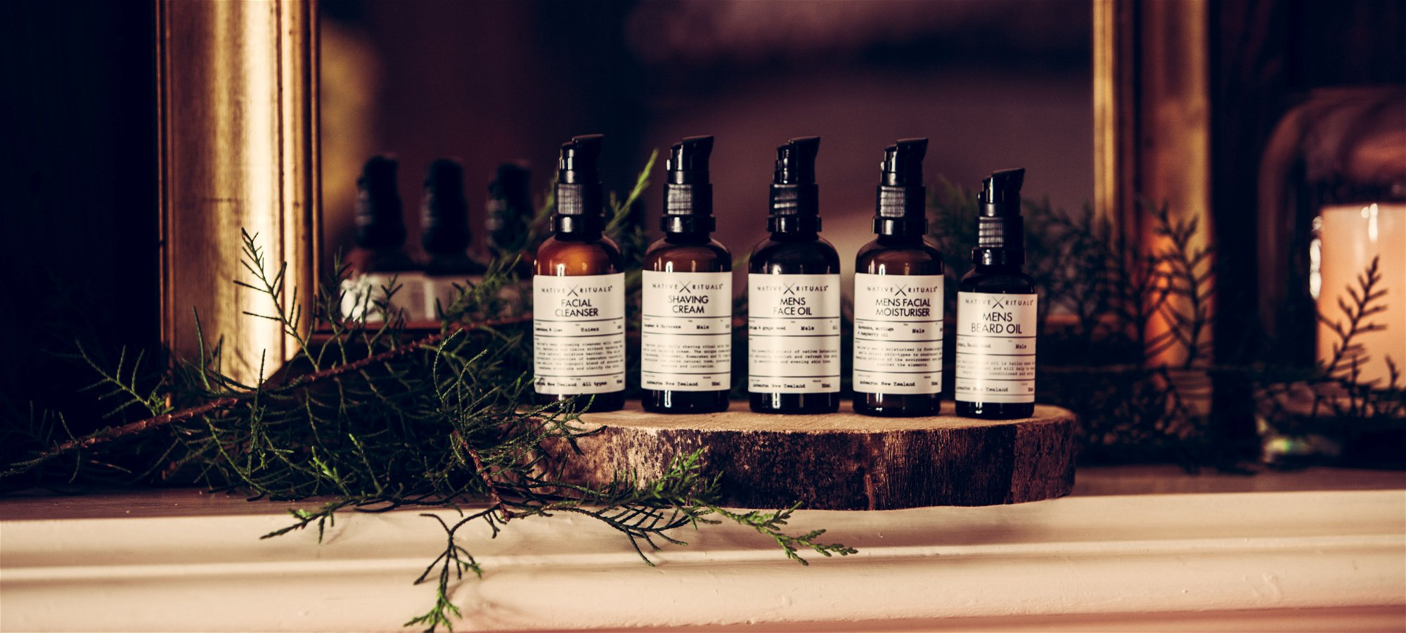 Native Mens Grooming and skincare