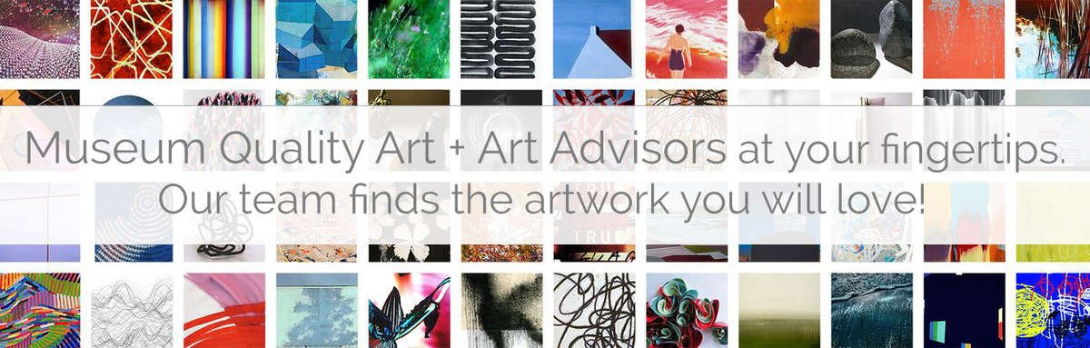 Museum quality art and art advisors at your fingertips. Our team finds the artwork you will love!