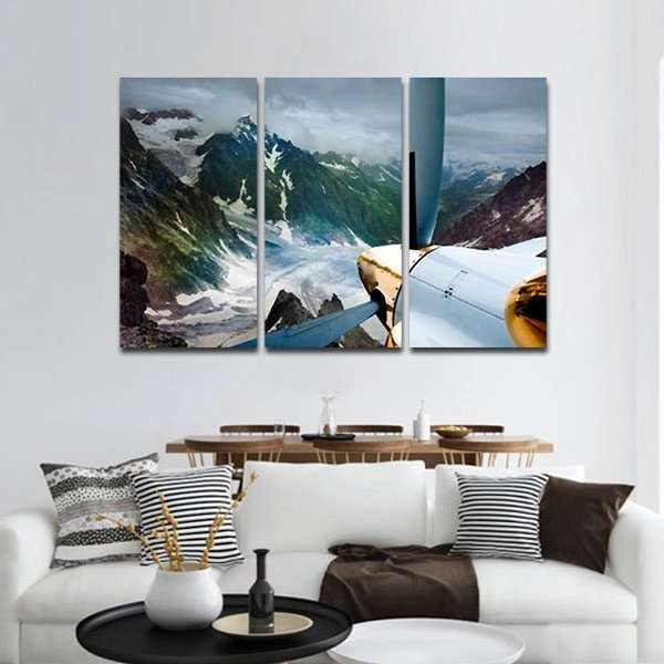 thereu0027s no better way than hanging up this trendy u0026 fresh multi panel wall art