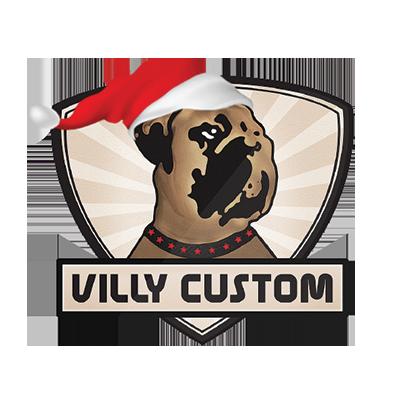Villy Custom Logo