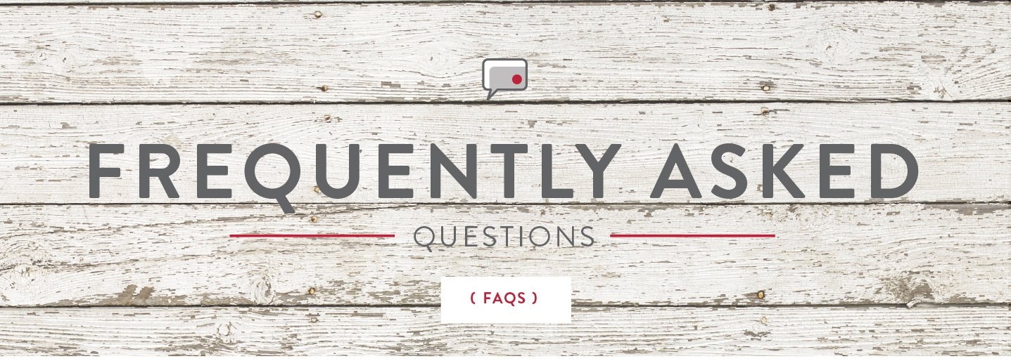 Frequently Asked Questions - FAQ